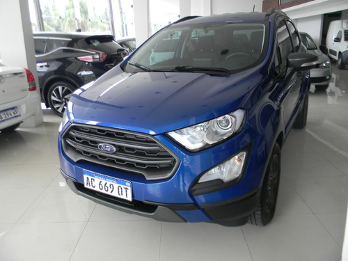 Ford Ecosport Freestyle 1.5 M/t 2018!!  36000km !!!
