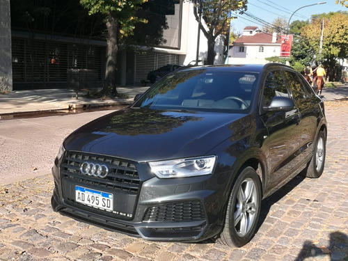 Audi Q3 2.0 Tfsi Quattro Todo Terreno 2019 1ra Mano