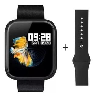 Relógio Inteligente Smartwatch P70 2 Pulseiras