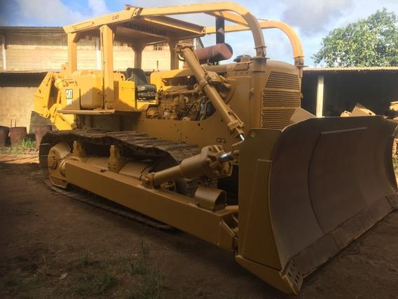 Tractor Bulldozer Caterpillar D8k Patrol Motoniveladora 120g
