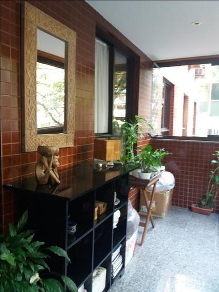 Apartamento Em Jardim Icaraí, Niterói/rj De 178m² 4 Quartos À Venda Por R$ 1.090.000,00 - Ap216123