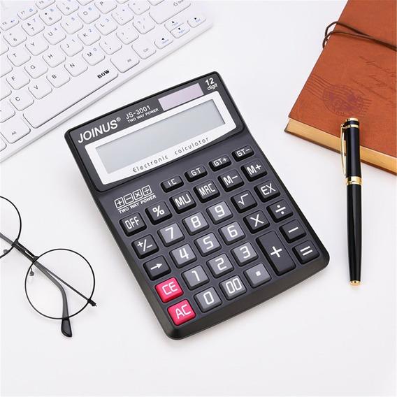 Js3001 Handheld Exibição Scientific Calculadora Calculadora