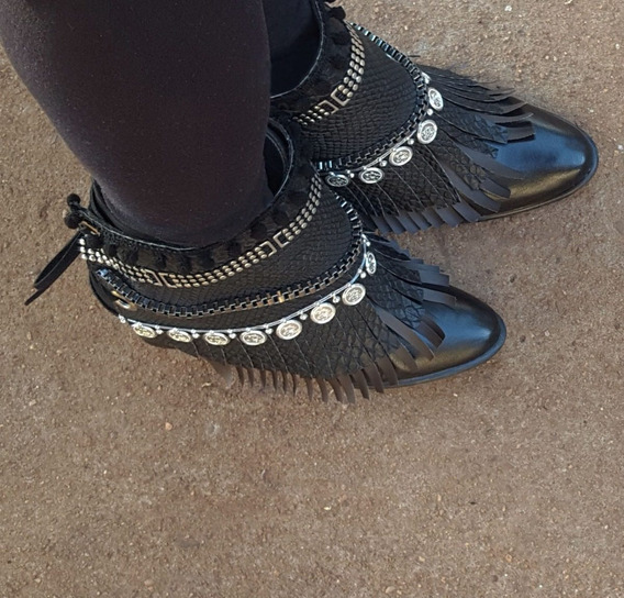 Boot Cuff Capa Para Bota