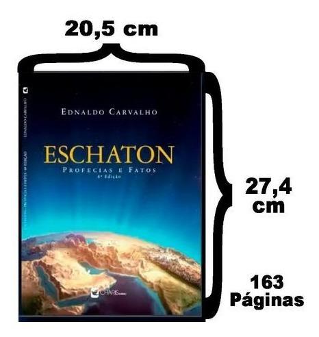 Kit 5 Livros De Escatologia Eschaton
