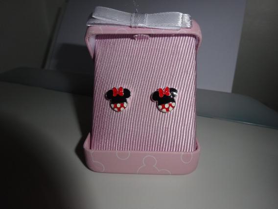 Brinco Original Orelha Furada Minnie Mouse Tarracha