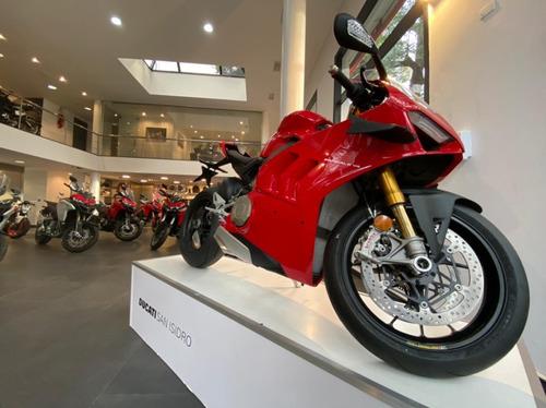 Imagen 1 de 12 de Ducati Panigale V4 S. Entrega Inmediata. Usd 80.000 Oscar