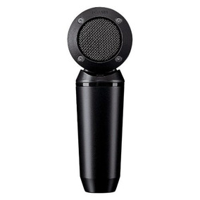 Microfone Shure Lateral Pga181 Xlr   Original