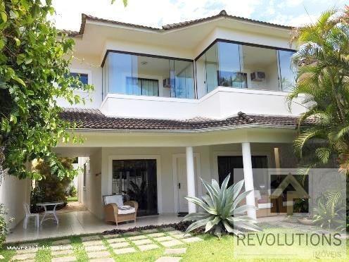 Casa Para Locação Em Rio De Janeiro, Recreio Dos Bandeirantes, 4 Dormitórios, 4 Suítes, 5 Banheiros, 4 Vagas - Rloc716_2-851590