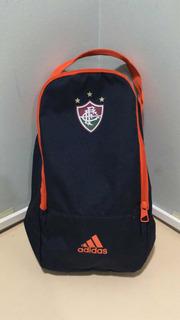 Porta Chuteira Fluminense Azul E Laranja adidas 2012/2013