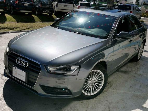 Audi A4 4p Luxury 2.0l Multitronic Piel Front
