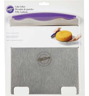 Elevador Metalico Para Pasteles Con Mango Wilton 2103-307