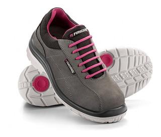 Calzado Zapato Seguridad Mujer Funcional Bali
