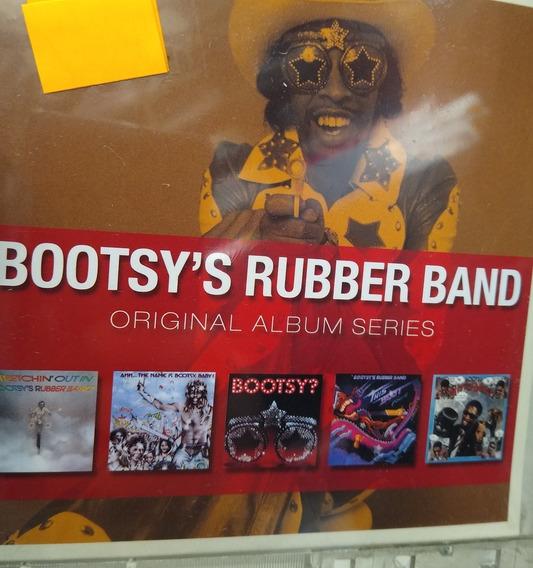 Bootsy Rubber Band Original Album Series 5 Cd