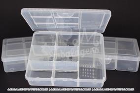 30 Caixas Organizadoras Para Guloseimas 7 Divisórias
