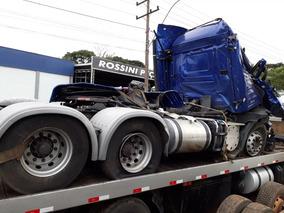 Sucata Scania R440 420 340 R400 Venda De Peças Usadas Cambio