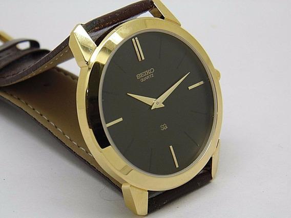 Reloj De Pulsera Vintage Seiko Cáratula 42 Mm De Hombre