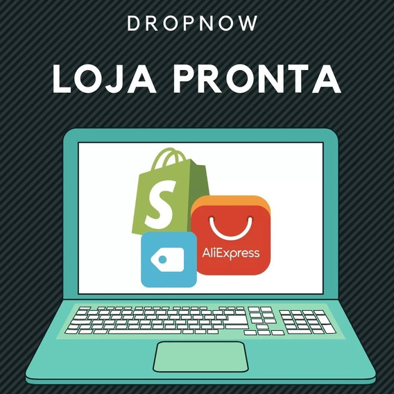 Loja De Dropshipping Pronta Na Shopify