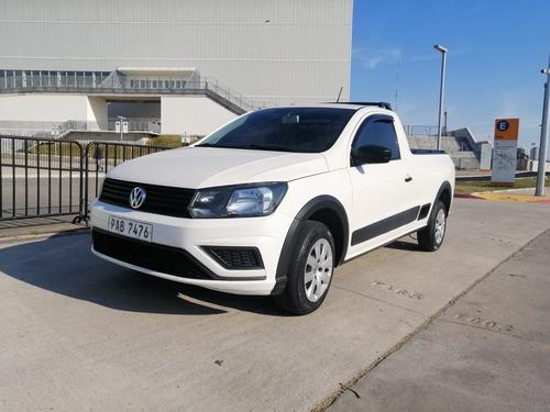 Volkswagen Saveiro 1.6 Gp Cs 101cv 2017