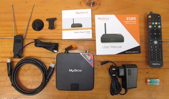 Mygica Atv582 - Quad Core Android 4.4 Smart Tv Box 4k Wi-fi