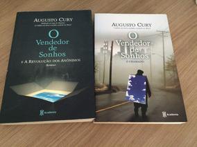 O Vendedor De Sonhos (dois Livros) De Augusto Cury