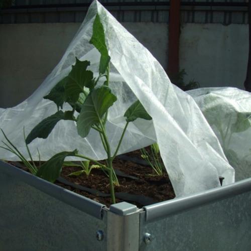 10 M Tela De Crecimiento Manta Termica Proteccion Cultivos