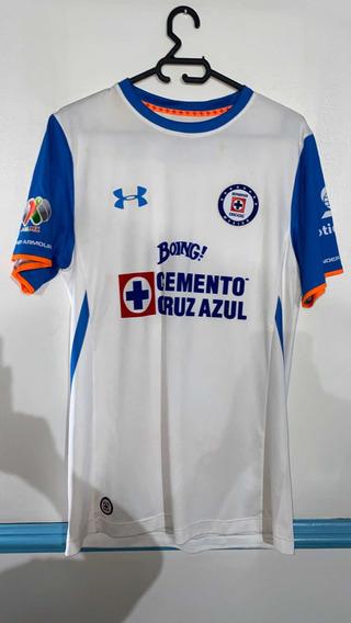 Camisa De Jogo Do Cruz Azul Do México . Fábio Santos