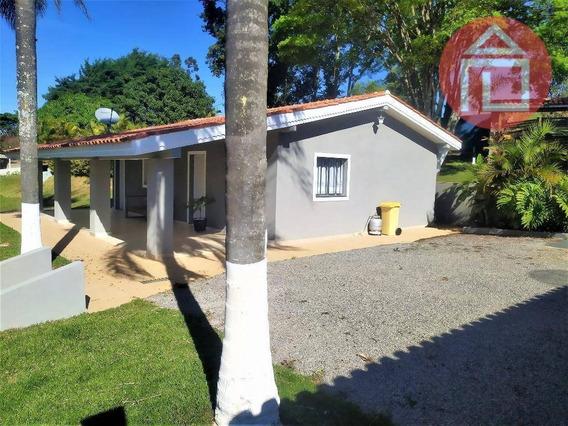 Chácara Com 2 Dormitórios À Venda, 2350 M² Por R$ 450.000,00 - Atibaianos - Bragança Paulista/sp - Ch0208
