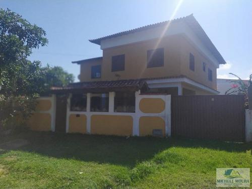 Imagem 1 de 14 de Casa 4 Dormitórios Ou + Para Venda Em Araruama, Pontinha, 5 Dormitórios, 1 Suíte, 3 Banheiros, 3 Vagas - 240_2-502097