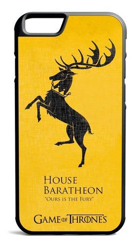 Funda Protector iPhone - Game Of Thrones Baratheon