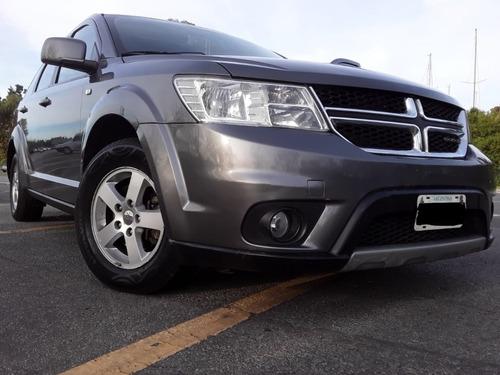 Dodge Journey Sxt 3 Filas Asientos 2012 Motor 2.4 Vvt