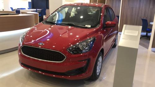 Imagem 1 de 13 de Ford Ka Se 1.0 Flex 2020/2021 Cor Vermelha