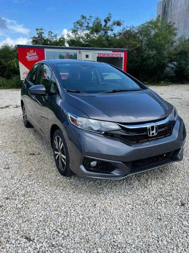 Imagen 1 de 15 de Honda Fit 2019 5p Hit L4/1.5 Aut