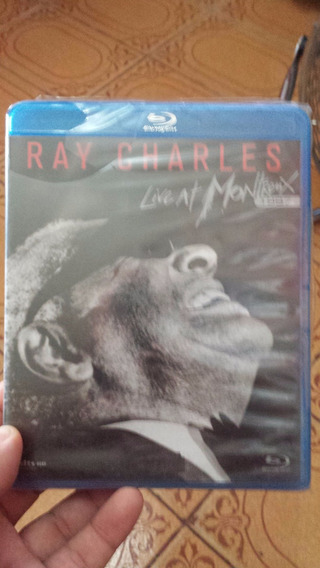 Ray Charles Live At Montreux 1997 - Blu-ray