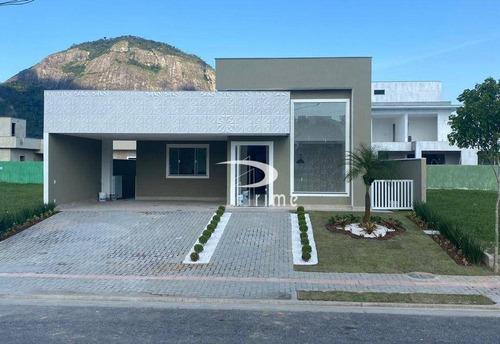 Imagem 1 de 18 de Casa Com 3 Dormitórios À Venda, 180 M² Por R$ 799.000,00 - Inoã - Maricá/rj - Ca1044