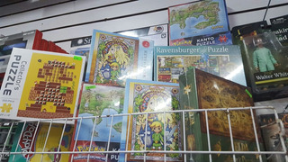 Rompecabezas Super Mario Maker Coleccion Original Sellado