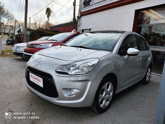 Citroën C3 1.6 Exclusive Pack Myway Vti 115cv 2012