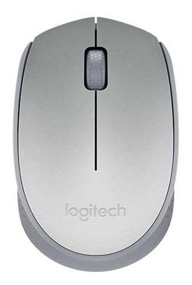 Mouse Sem Fio Logitech M170 Tipo Usb Sensor Óptico - C/nf-e
