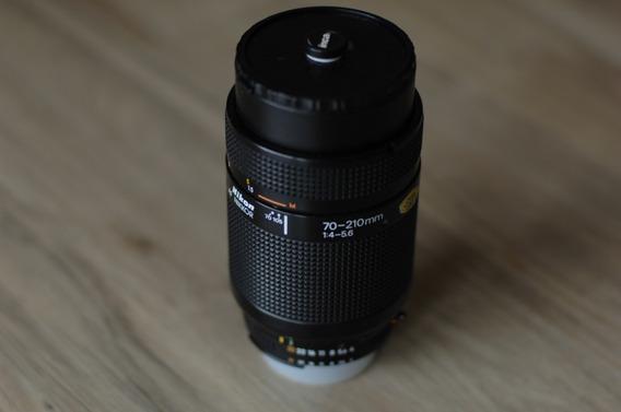 Lente Nikon 70 210 F 4-5.6
