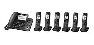 Panasonic Kx-tgf353m Y Tres Teléfonos Kx-tgfa30m Dect 6.0 Pl