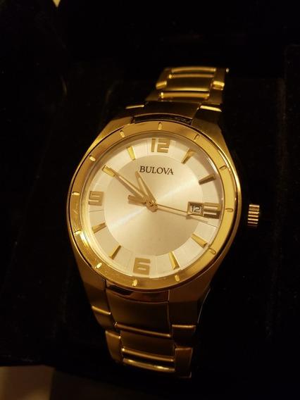 Relógio Masculino Bulova Dourado