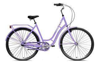 Bicicleta Sunny Comet Dama Violeta Aluminio - Racer Bikes
