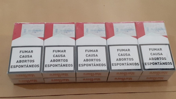 Cigarrillos Marlboro Box 10(10 Atad)retira X Local Z.once