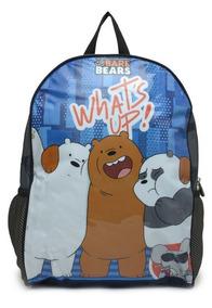 Mochila De Costas We Bare Bears 49138 Dmw