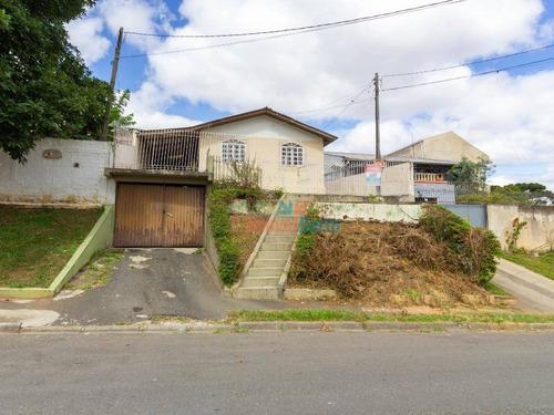 Terreno À Venda Com Casas Construídas, 360 M² Por R$ 320.000 - Roça Grande - Colombo/pr - Te0103