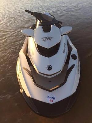 Jet Ski Sea Doo Gtx 260 Ltd 2012