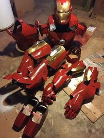 Projeto Completo Armadura Homem De Ferro Mark 7