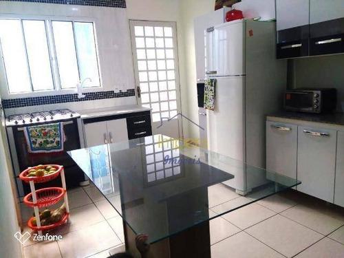 Imagem 1 de 16 de Casa Com 2 Dormitórios À Venda, 62 M² Por R$ 215.000,00 - Jardim Mariana Ii - São José Dos Campos/sp - Ca0166