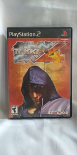 Tekken 4 - Excelente Estado - Ps2