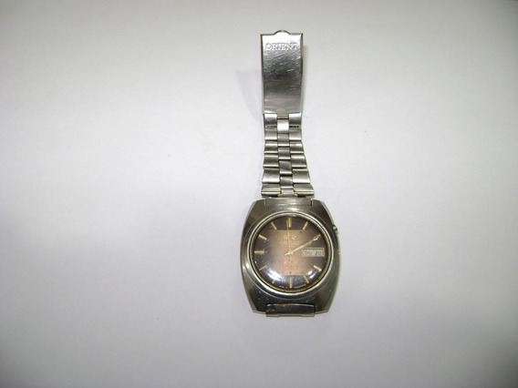 Relógio De Pulso Antigo Orient Excelente Estado Raridade