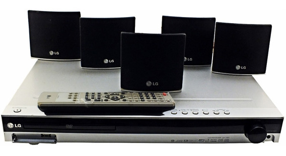 Home Theater LG Lh-t360se 5.1 220v 75 W Com Controle A8519